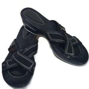 Cole Haan Nike Air G Series Slides Driving Sandals for sale